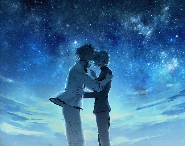 Tags: Anime, Pixiv Id 407619, The Unlimited: Hyoubu Kyousuke, Zettai Karen Children, Hyoubu Kyousuke, Hinomiya Andy, Pixiv