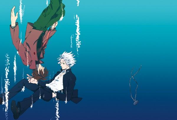 Tags: Anime, Pixiv Id 32393, The Unlimited: Hyoubu Kyousuke, Zettai Karen Children, Hyoubu Kyousuke, Hinomiya Andy, Pixiv