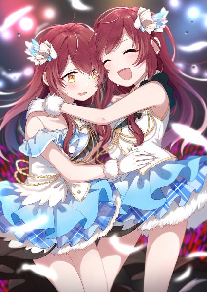 Tags: Anime, Pixiv Id 3110071, The iDOLM@STER: Shiny Colors, Oosaki Tenka, Oosaki Amana