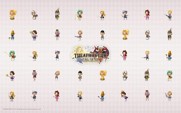 Theatrhythm: Final Fantasy - SQUARE ENIX