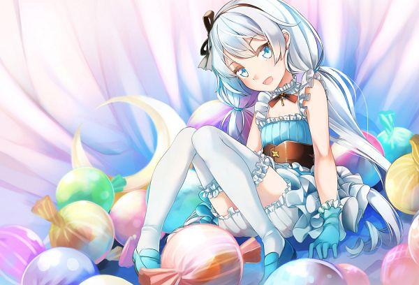 Tags: Anime, Comah, Houkai 3rd, Theresa Apocalypse, Alice (Alice in Wonderland) (Cosplay)