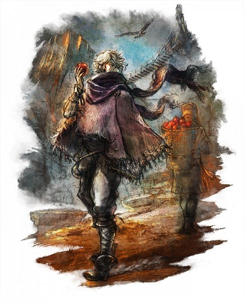 Therion (Octopath Traveler) - Octopath Traveler