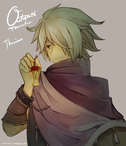 Tags: Anime, Pixiv Id 17405939, Octopath Traveler, Therion (Octopath Traveler), Shackles, Pixiv, Fanart, Fanart From Pixiv