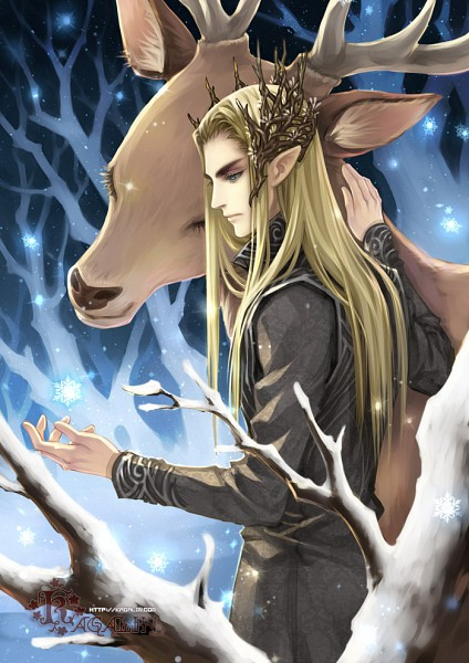 Thranduil - The Lord of the Rings