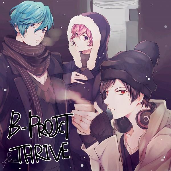 Thrive - B-Project