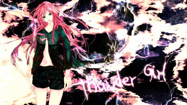 Thunder Girl - Yuyoyuppe