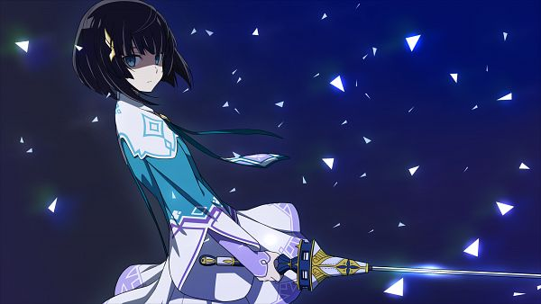 Tags: Anime, Aquria, Sword Art Online, Sword Art Online: Hollow Realization, Premiere (Sword Art Online), Tia (Sword Art Online), Broken Glass, Wallpaper, CG Art