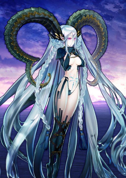 Tiamat (Fate/Grand Order) - Fate/Grand Order