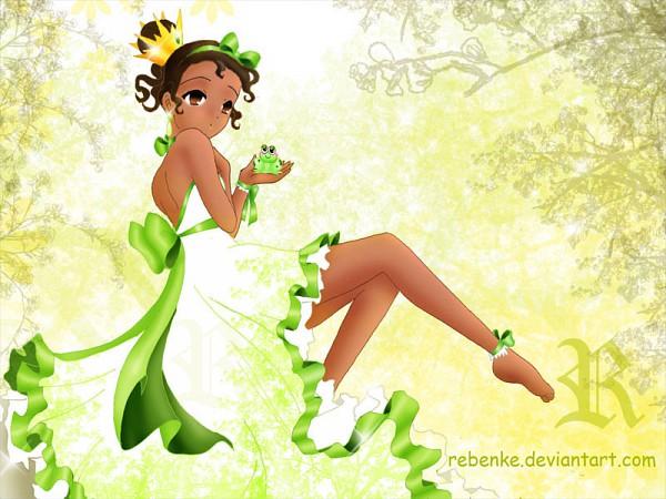 Tags: Anime, Frog Prince, The Princess and the Frog, Tiana (Frog Prince), deviantART, Disney