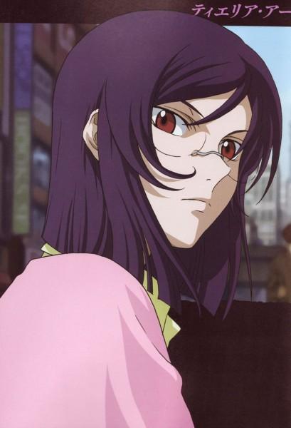 Tieria Erde - Mobile Suit Gundam 00