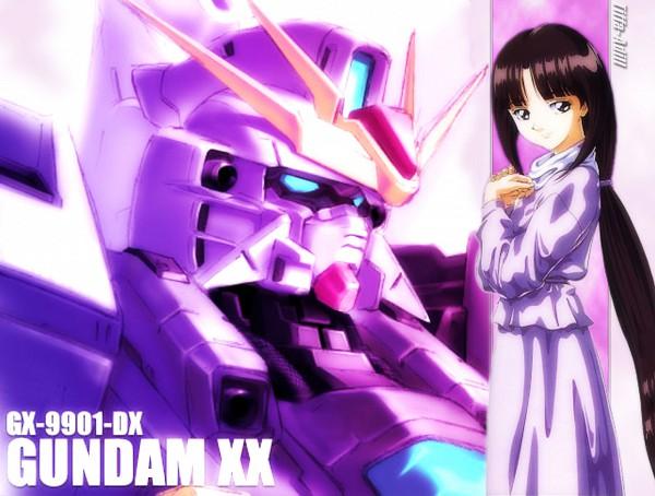 Tiffa Adill - Kidou Shinseiki Gundam X