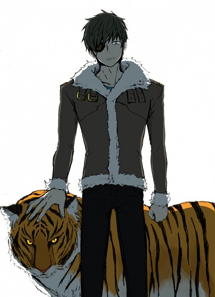 Tiger (majin Bone) - Majin Bone