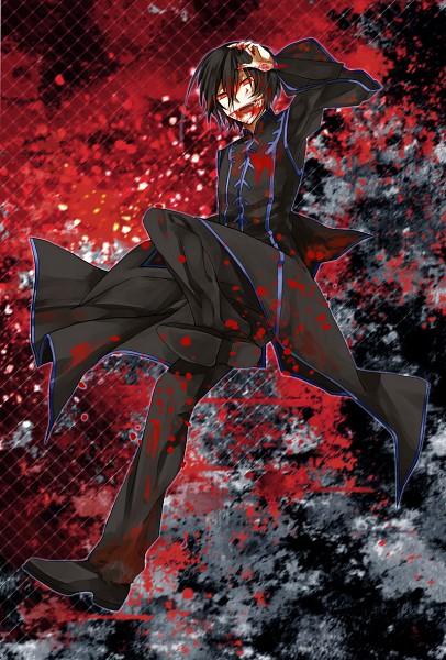 Tags: Anime, Pixiv Id 990860, Densetsu no Yuusha no Densetsu, Tiir Rumibul, Pixiv, Mobile Wallpaper, Fanart