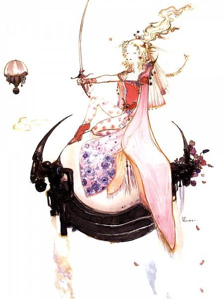 Tags: Anime, Amano Yoshitaka, Final Fantasy VI, Tina Branford, Terra Branford
