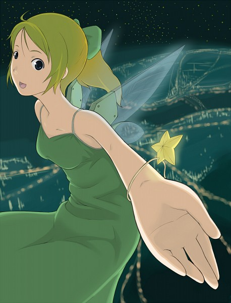 tinkerbell (peter pan) image #751536 - zerochan anime