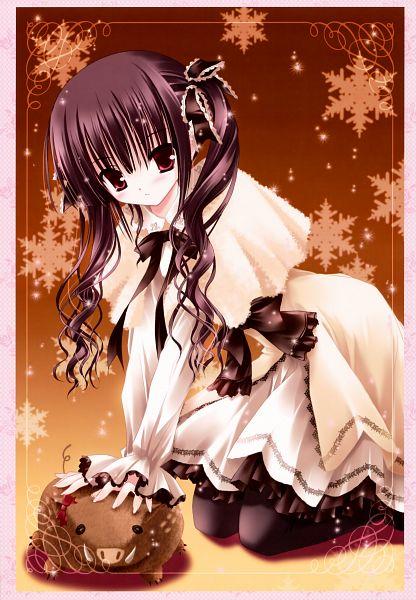Tags: Anime, Harukaze Setsuna, Tinkerbell, Tinkle, Byakuya-Chakai, Comic Market 75, Mobile Wallpaper, Scan