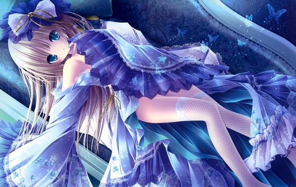 Tags: Anime, Tinkle, Tinkerbell, Bianco Birdcage, Mitsuya Chakai, Wa Lolita, Original, Scan