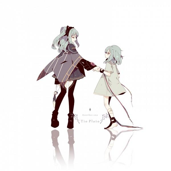 Tags: Anime, Shikimi, Falcom, Eiyuu Densetsu VI: Sora no Kiseki, Eiyuu Densetsu VII, Tio Plato, Fanart, Pixiv