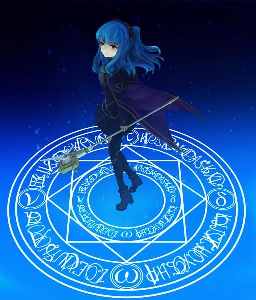 Tags: Anime, Falcom, Eiyuu Densetsu VI: Sora no Kiseki, Eiyuu Densetsu VII, Tio Plato, Pixiv, Fanart