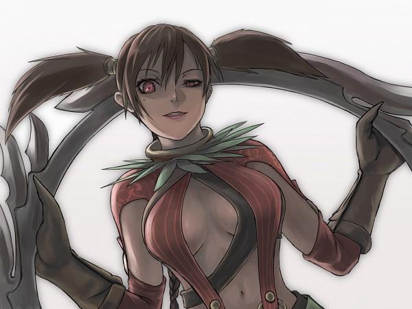 Tags: Anime, Tea (Nakenashi Wisdom), Soul Calibur, Tira, Wallpaper