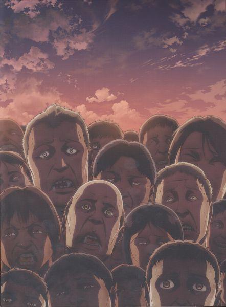 Titan (Shingeki no Kyojin) - Attack on Titan
