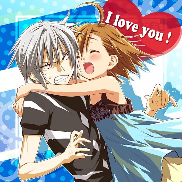 Tags: Anime, Eretto, To Aru Majutsu no Index, Accelerator, Last Order, Fanart, A Certain Magical Index