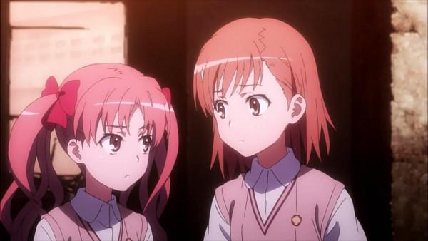Tags: Anime, To Aru Majutsu no Index, Shirai Kuroko, Misaka Mikoto, Screenshot, A Certain Magical Index