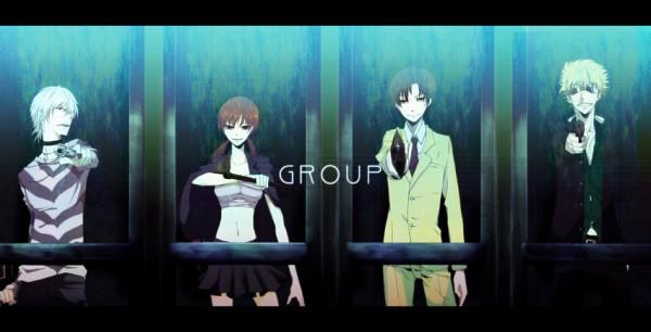Tags: Anime, Pixiv Id 278178, To Aru Majutsu no Index, Musujime Awaki, Accelerator, Unabara Mitsuki, Etzali, Facebook Cover, Pixiv, A Certain Magical Index