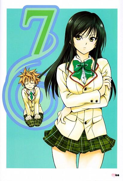Tags: Anime, To LOVE-Ru