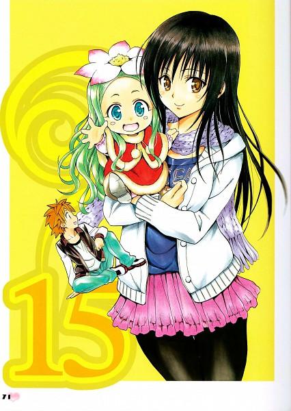 Tags: Anime, To LOVE-Ru, Celine (To LOVE-Ru), Kotegawa Yui