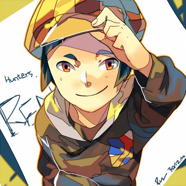 Tobari Ren - Digimon Xros Wars