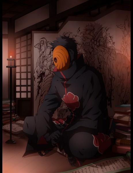Tobi - Uchiha Obito