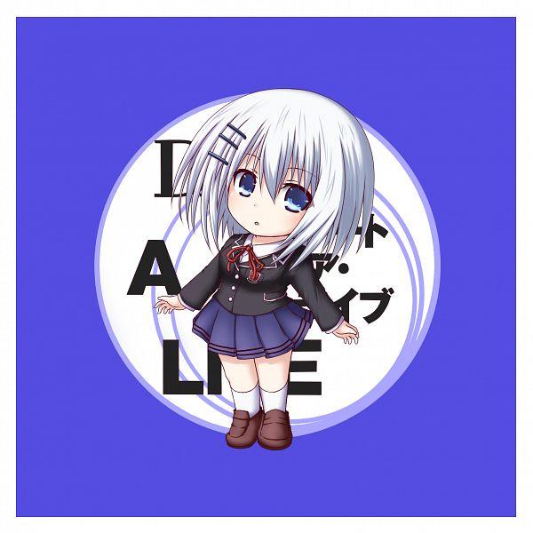 Tags: Anime, Kuena, Date A Live, Tobiichi Origami