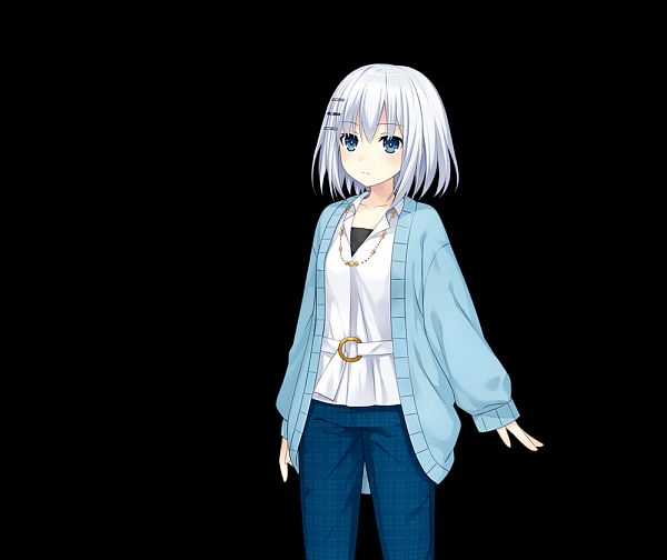 Tags: Anime, Tsunako, Sting (Studio), Compile Heart, Date A Live, Date A Live: Ren Dystopia, Tobiichi Origami, Official Art