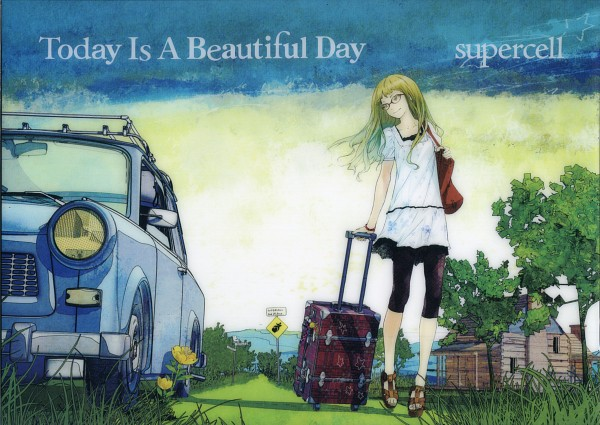 Tags: Anime, redjuice, Supercell, Scan, Today Is A Beautiful Day