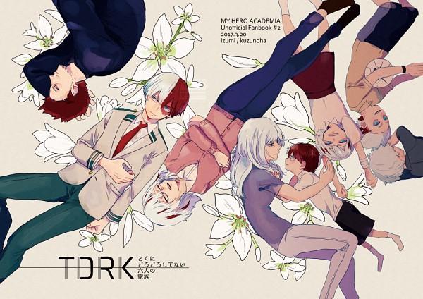 Todoroki Natsuo - Boku no Hero Academia