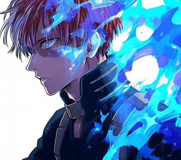 Tags: Anime, Crimson11, Boku no Hero Academia, Todoroki Shouto, Pixiv, Fanart, Fanart From Pixiv, PNG Conversion