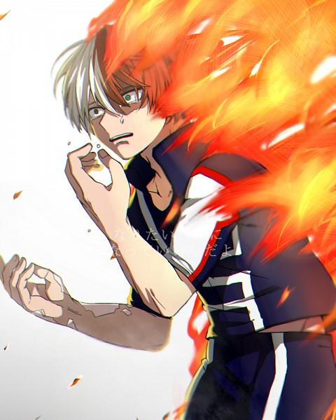 Todoroki shouto boku no hero academia image 2003521 zerochan anime image board - Boku no hero academia shouto ...