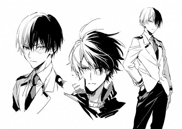 Tags: Anime, hegi, Boku no Hero Academia, Todoroki Shouto, Pixiv, Fanart, Fanart From Pixiv
