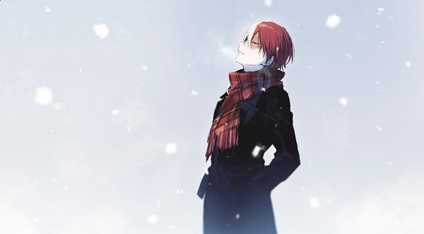 Tags: Anime, hegi, Boku no Hero Academia, Todoroki Shouto