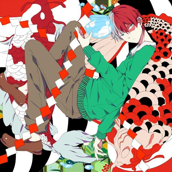 Tags: Anime, Pixiv Id 12211094, Boku no Hero Academia, Todoroki Shouto