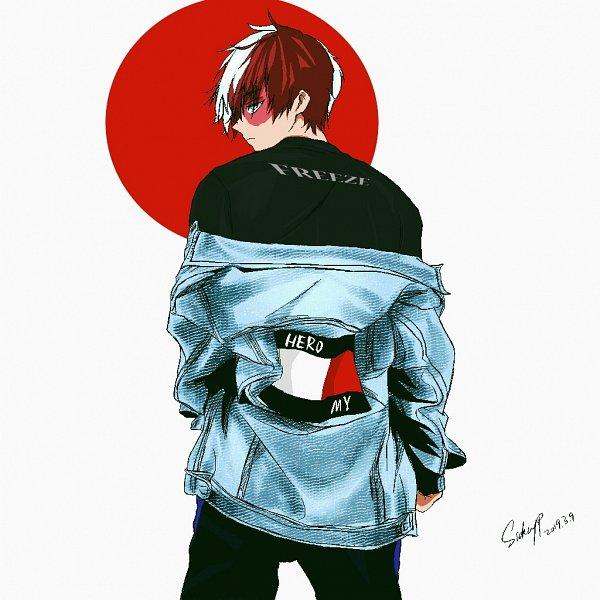 Tags: Anime, Pixiv Id 14688283, Boku no Hero Academia, Todoroki Shouto, Pixiv