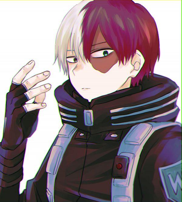 Tags: Anime, Pixiv Id 3559814, Boku no Hero Academia, Todoroki Shouto, Fanart From Pixiv, Pixiv, Fanart