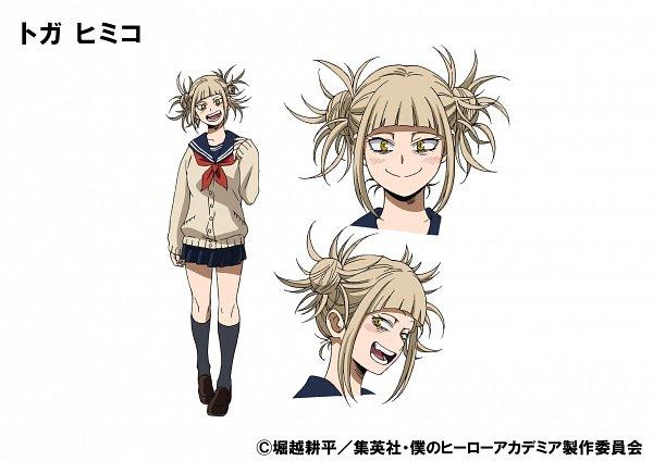 Toga Himiko - Boku no Hero Academia