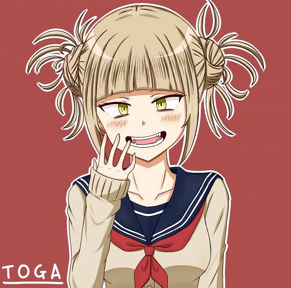 Tags: Anime, Pixiv Id 836973, Boku no Hero Academia, Toga Himiko