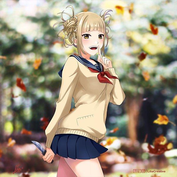 Tags: Anime, Pixiv Id 28188682, Boku no Hero Academia, Toga Himiko