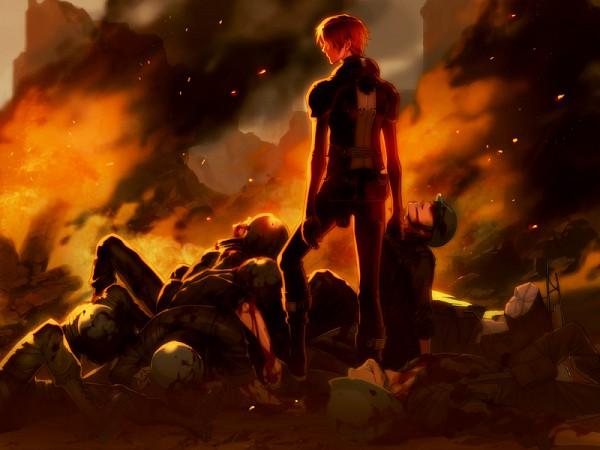Tags: Anime, Nitro+CHiRAL, Togainu no Chi, Nano (TNC), CG Art, Blood Of The Reprimanded Dog