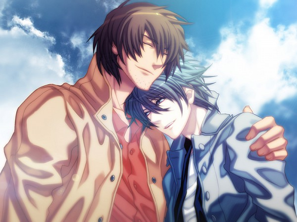 Tags: Anime, Nitro+CHiRAL, Togainu no Chi, Motomi (TNC), Akira (TNC), CG Art, Blood Of The Reprimanded Dog