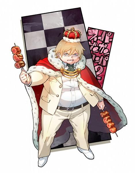 Tags: Anime, Kcm46, Super Danganronpa 2, Togami Byakuya (Super Danganronpa 2), Meat, Pixiv, Fanart, Fanart From Pixiv