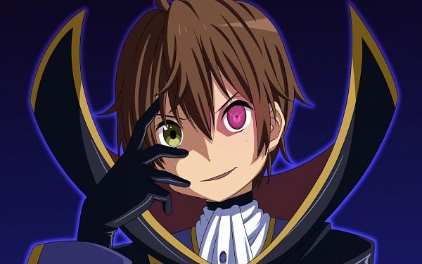 Tags: Anime, Oku No Shi, Chuunibyo Demo Koi ga Shitai!, Togashi Yuuta, Geass Symbol, Lelouch Lamperouge (Cosplay)